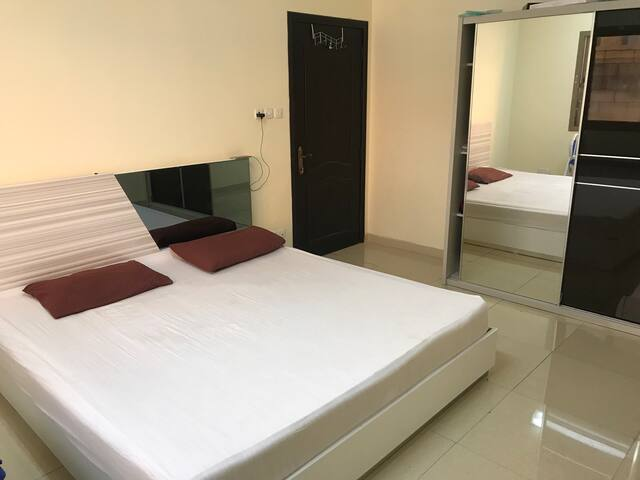 Good decent stay with all essential amenities