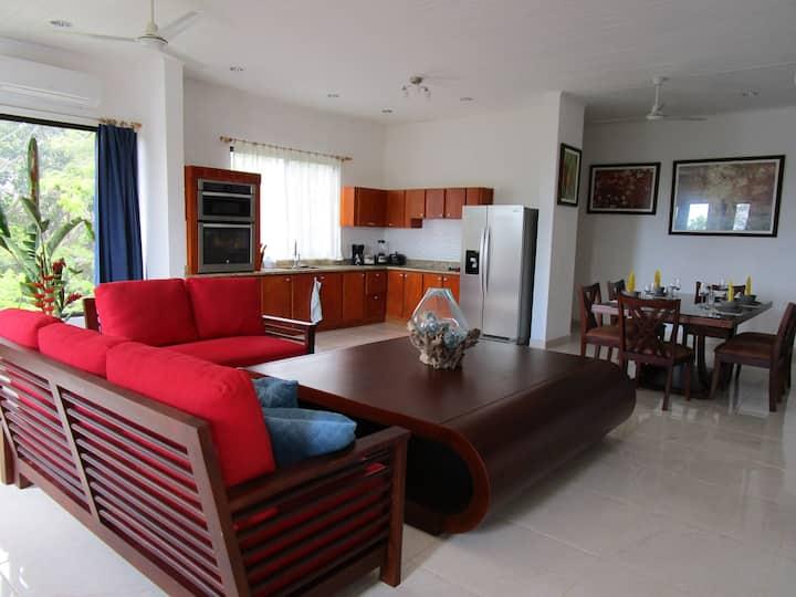 """Casa Pacifico 2 bed Apartment # 3 """"Toucan"""""""