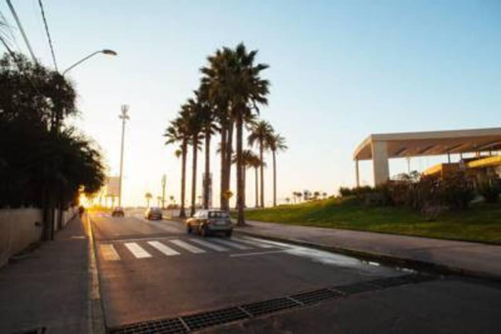 Avenida Peñuelas Norte