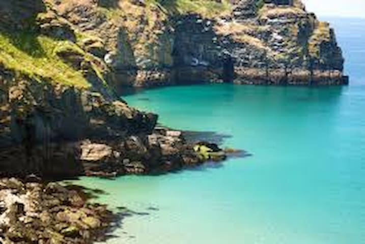 Woodview Lanteglos, Camelford, Tintagel, Bossiney - Cornwall