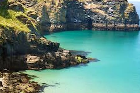 Woodview Lanteglos, Camelford, Tintagel, Bossiney - Cornwall - 別墅