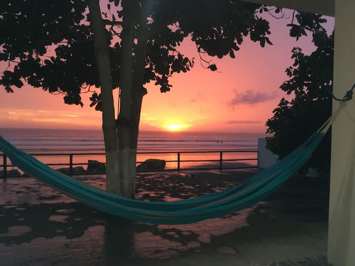 Casa Felicidad:  Wake up to the waves...