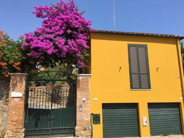 Casina Villa delle Anfore - Anzio - Rumah