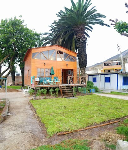 La cabaña de Cerro Azul - Cerro Azul - Apartamento