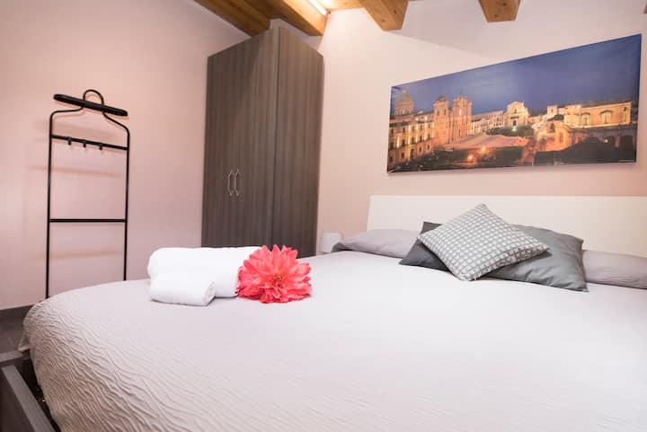 Casa Malaclà-Matrimoniale con bagno privato