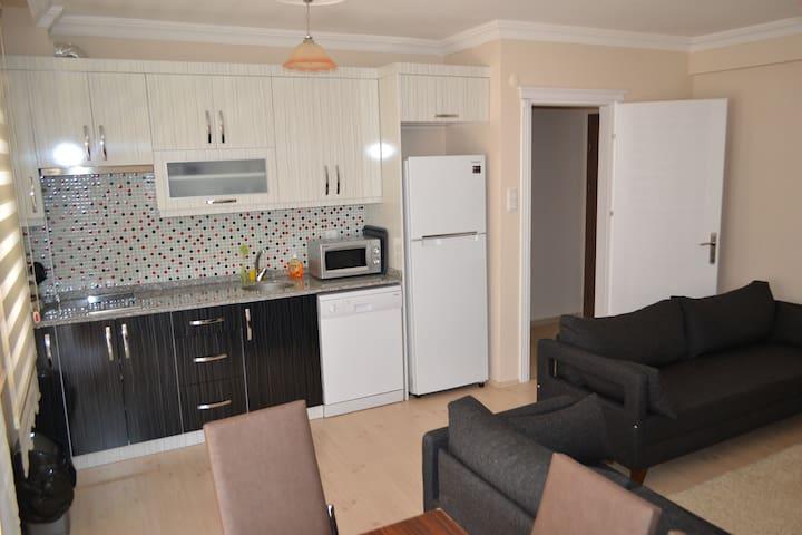 Akyaka Apartment Turkey - Akyaka Belediyesi - Huoneisto
