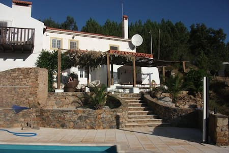 Nature Lovers Paradise with Swimming Pool, Marvao