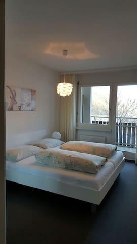 3 Zimmer Ferienwohnung 'durmir' - Disentis/Mustér - Condominio