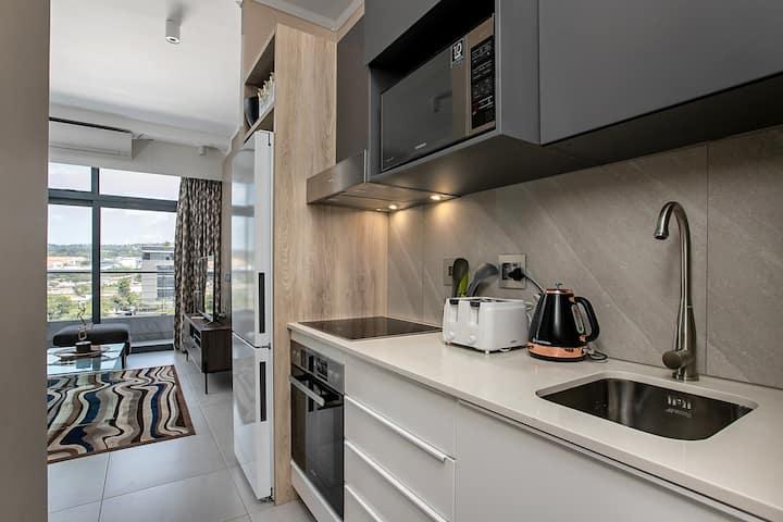 The Capital Trilogy Apartment