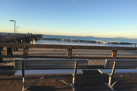 Low-Key Beach Shack - Port Hueneme - Chatka