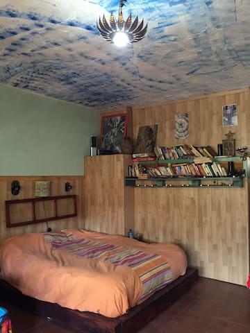casa cueva sostenible - Murcia - Rumah Tanah