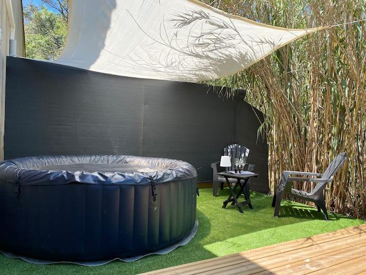 Loft Design 60m² + Jacuzzi Hyères 4-5 pers