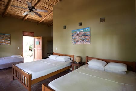 Apoyo Lodge - Lakefront Suite with Private Balcony