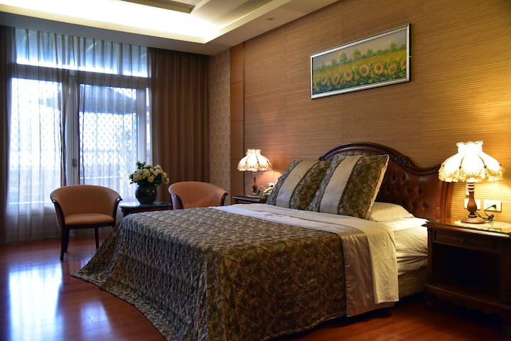 jiji garden inn - Jiji Township - Bed & Breakfast