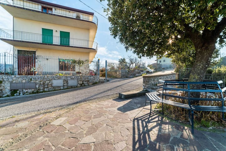 Traditional Apartment in Agerola with Garden
