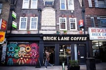 KG5 Great Location! Brick Lane around the corner