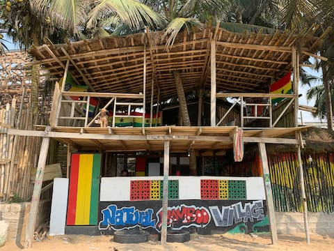 Natural Bamboo Village- Room 2