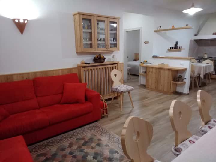 "Casa vacanze ""Insieme"" - CIPAT 022009-AT-398250"