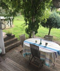 Villa ossature bois - Les Ollières