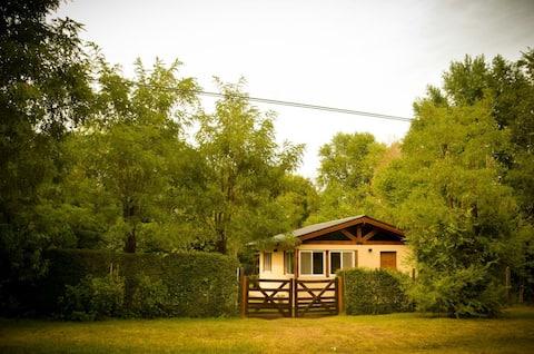 Cabaña Unica para 4 pers. en Villa Gral Belgrano