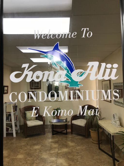 Welcome to Kona Ali'i!