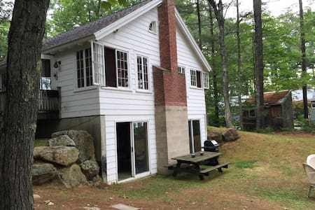 Waterfront home, Great views - Laconia - Maison
