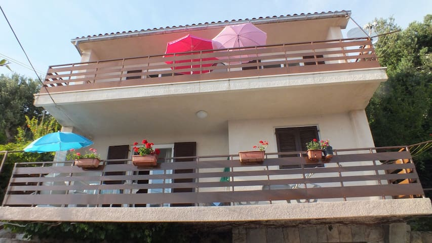Apartment Mirja A1 Pisak, Riviera Omis