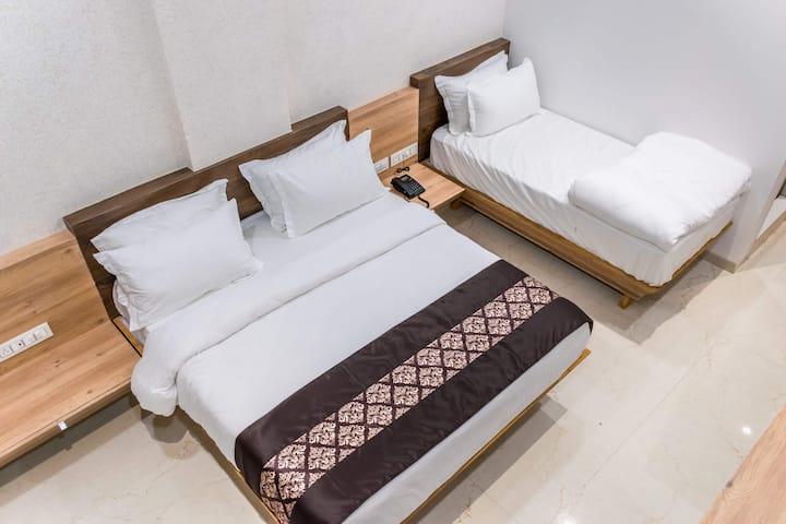 premium room for a premium experience