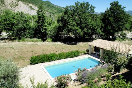 Holiday home in Les Pilles - Nyons - Dom