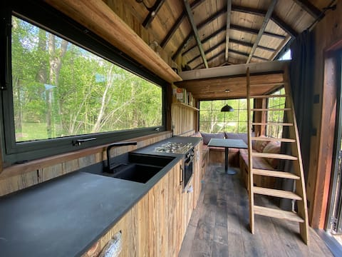 Tennessee Tiny House - Immersed in Nature