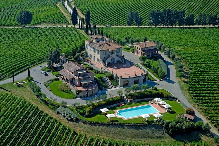 Poggio al Casone Wine Resort