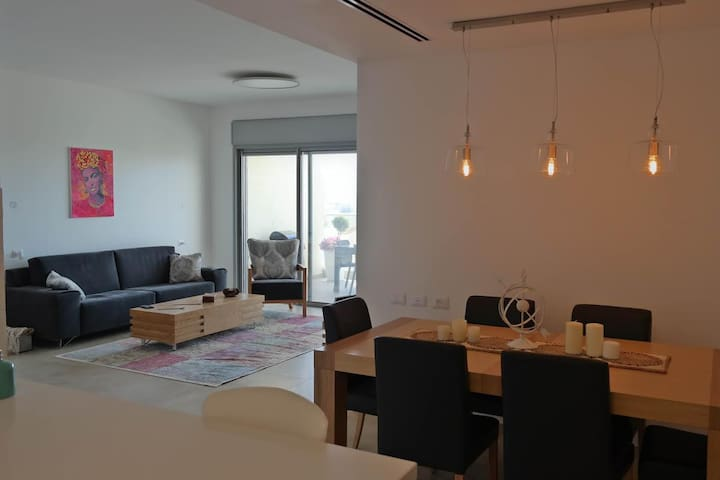 BEAUTIFUL & MODERN APARTMENT, HEART of the city - Be'er Sheva - Appartement