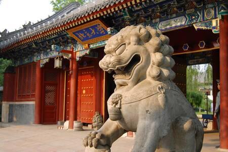 北京大学西门西苑医院中关村圆明园温馨整租一套房 - Beijing - Rumah