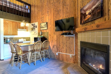 Yosemite West Small Loft Condo A209 - YOSEMITE NATIONAL PARK