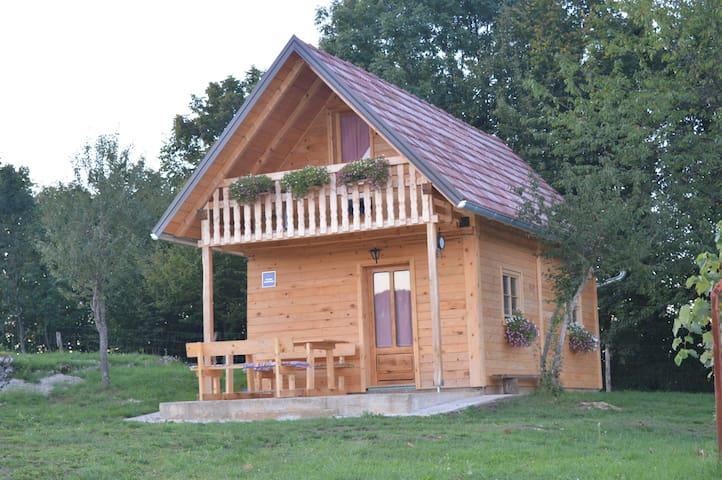 Apartman Iko, (Plitvice Lakes) - Općina Rakovica - Lägenhet