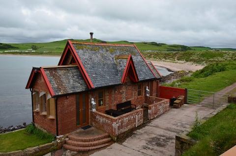 Summer Cottage, Dunaverty Rock