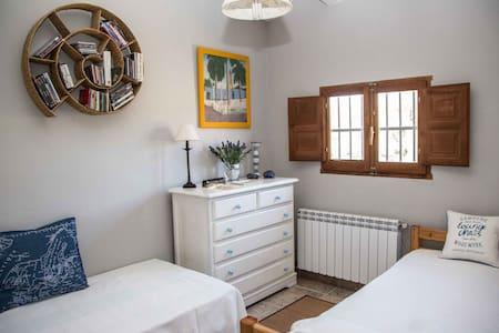 Bonita Habitación con vistas Doble +1 - Camarles