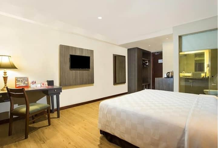 Deluxe with Breakfast in Pangkalpinang by Swiss-Belhotel