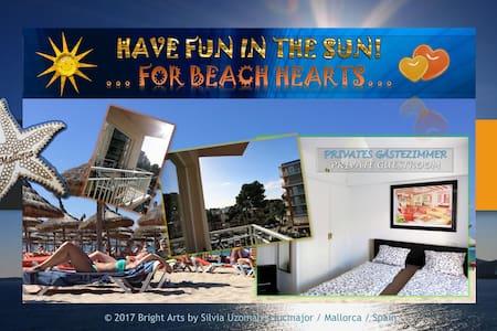 BEACH HEART'S FUN IN THE SUN - El Arenal