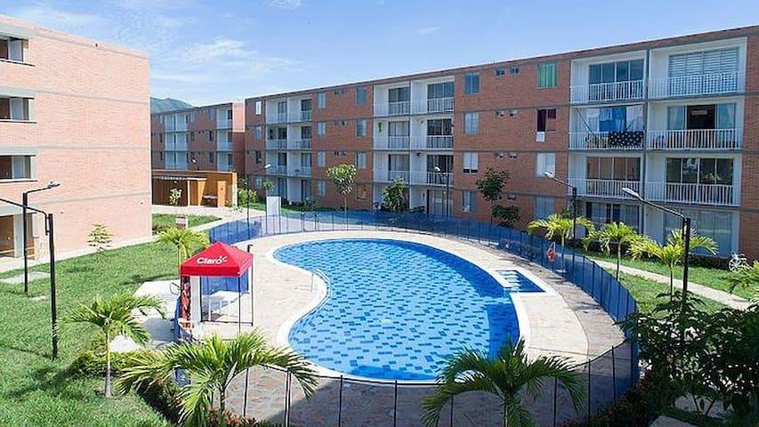 Apartamento campestre - Tocaima