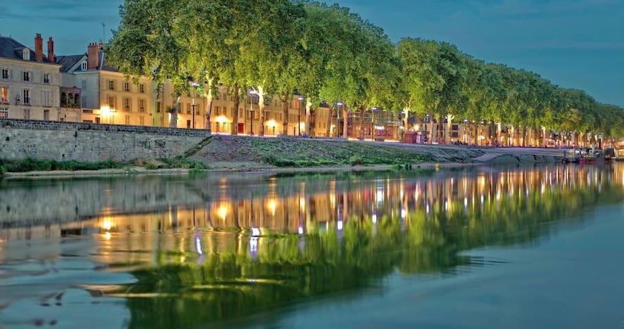 Magnifique appartement au cœur d'Orléans