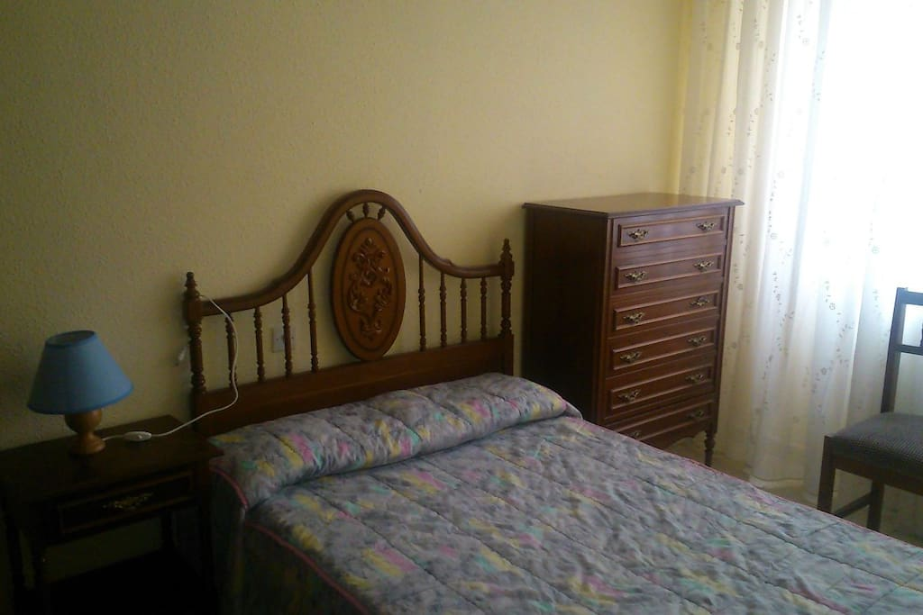 Habitación 3 cama 105 cm