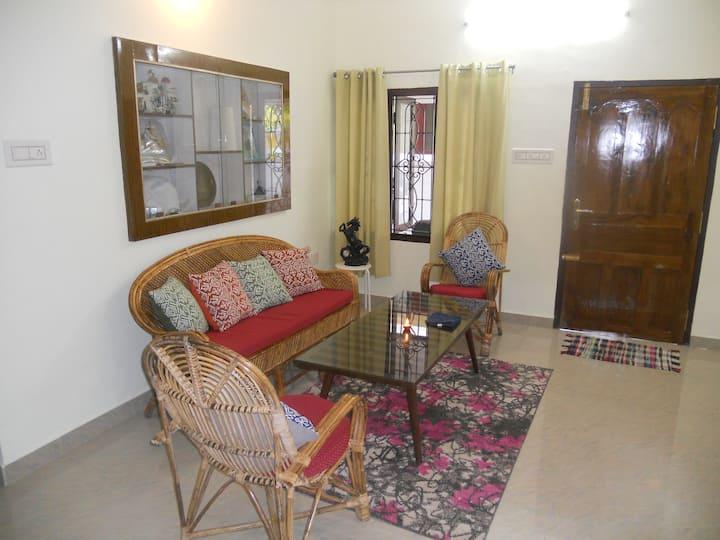Villa Ned's 2 bedroom Service Apartment