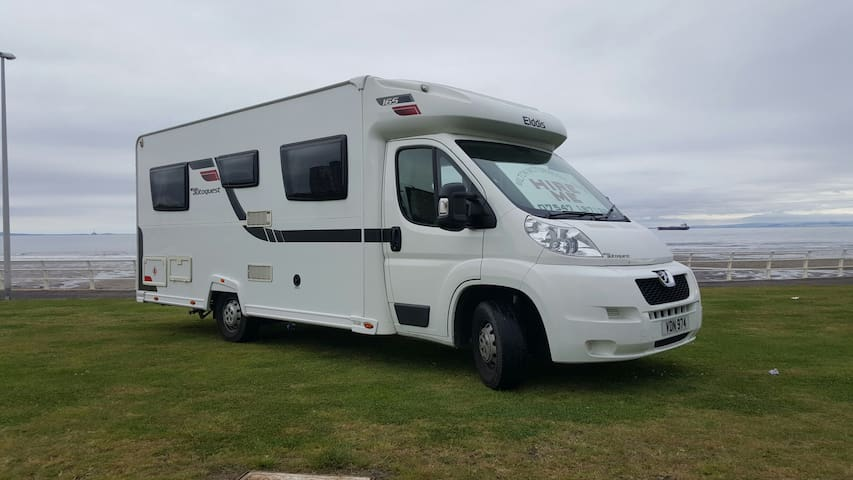 Motorhome Hire  Fife camper nc500 - fife - Camper/RV