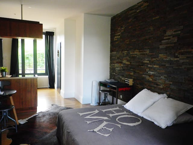 Ecully : Loft 40m2 indépendant moderne & agréable