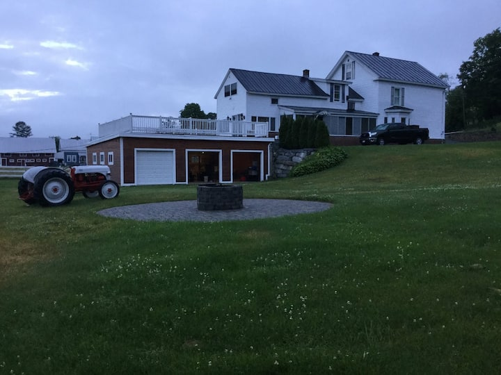 Family Farm in Vermont