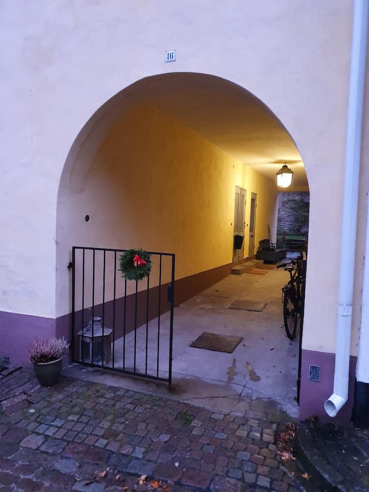 Barnvänlig 4:a i Visby innerstad