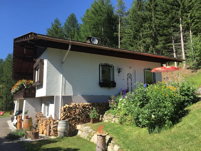 Mountain Retreat in an Artist's House