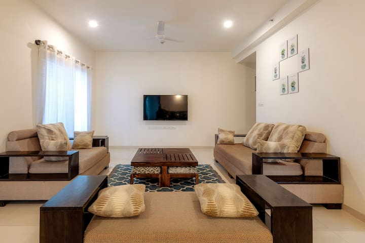 Premium Furnished Apartment - Whitefield