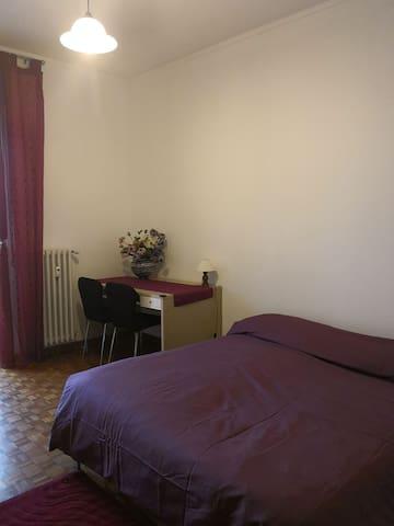 La camera in affitto